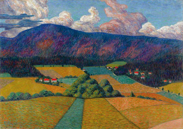 NORRA MAASTIK | 1909 | ÕLI LÕUENDIL