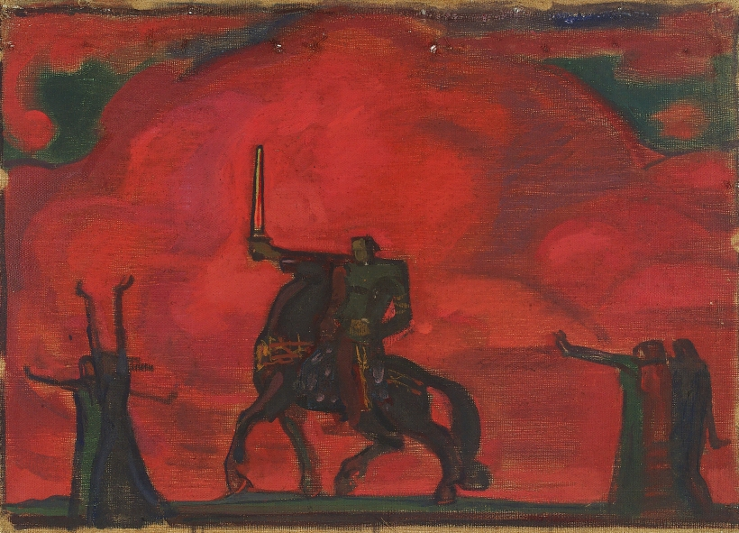 SÕTTAMINEK | 1909 | ÕLI LÕUENDIL