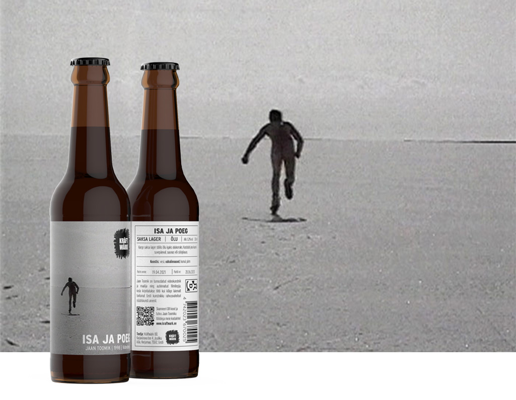 Isa ja poeg (Father and son) - German Lager